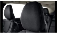 Genuine Volvo Front / Rear Headrest Pillow (Fabric: Leather Colour: Blond)